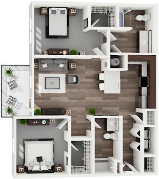 Go to Shore Floorplan page.