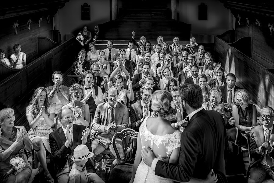 Wedding photographer Gabriel Scharis (trouwfotograaf). Photo of 31.10.2017
