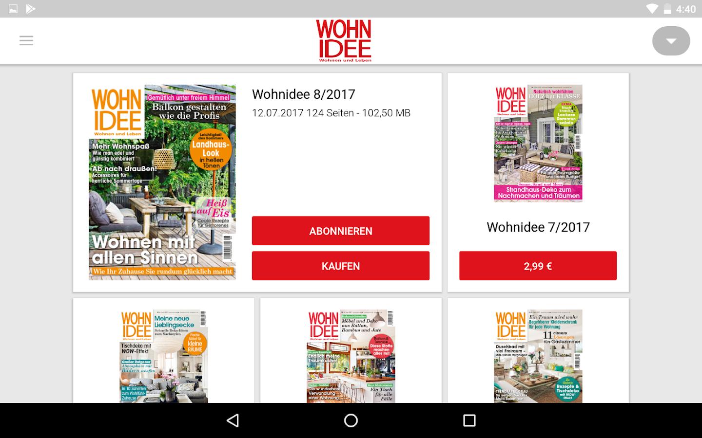 wohnidee - deko & wohnen - android apps on google play, Wohnzimmer dekoo