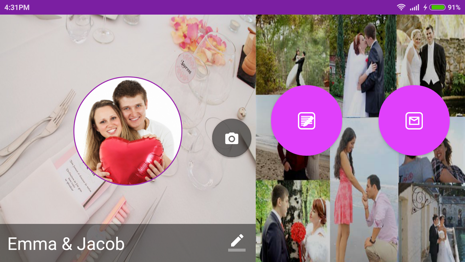 Wedding Invitation Card Maker - Android Apps on Google Play