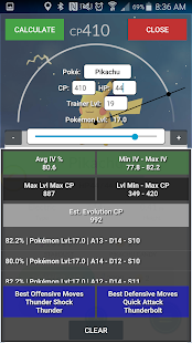 IV Calculator - PokeGo Master- screenshot thumbnail