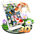 Koi Fish Aquarium 3D Theme file APK for Gaming PC/PS3/PS4 Smart TV