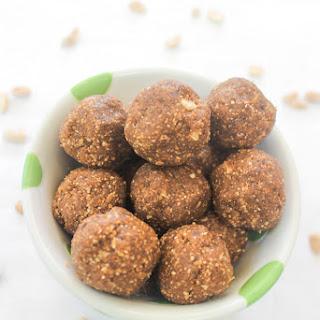 Peanut Butter Cookie Laraballs
