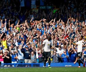 Lukaku titulaire, mais Manchester humilié par Everton !