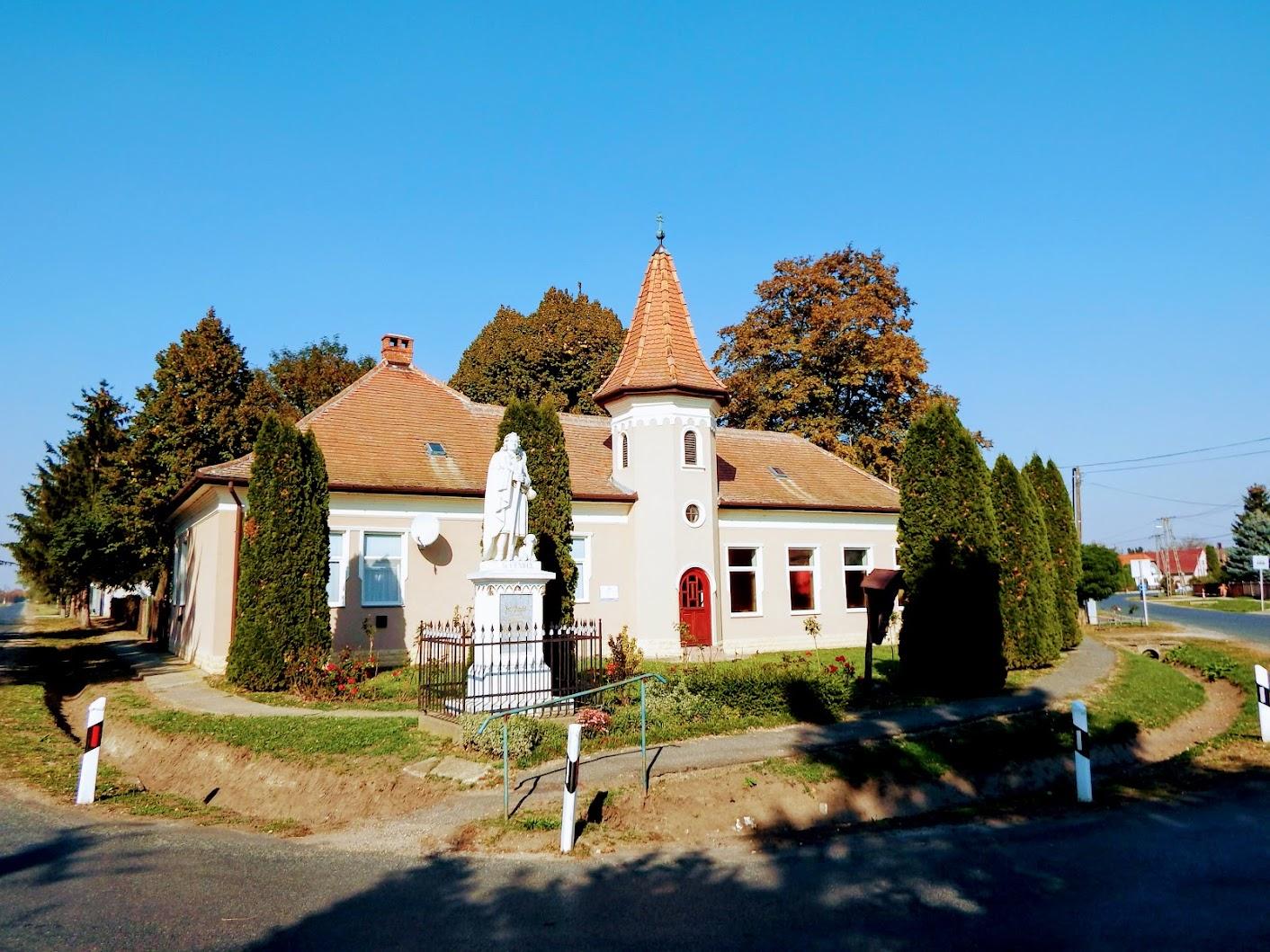 Chernelházadamonya - Szent Vendel rk. iskolakápolna