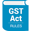 GST Udyog - Rate & HSN Finder + GST Act & Rules icon