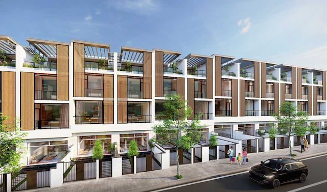 Dự án takara residence bình dương sở hữu ý tưởng độc đáo