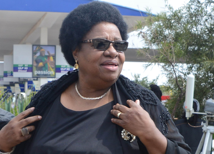 Former Justice Minister Brigitte Mabandla has been named as one of the new ANC integrity commissioners.
