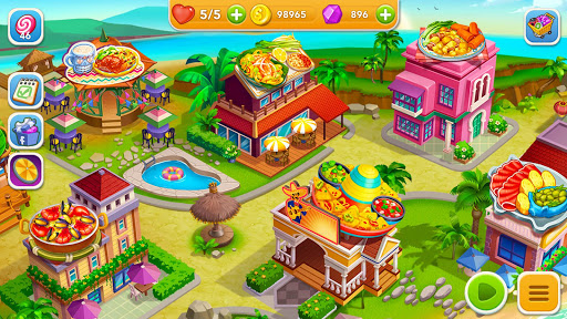 Cooking Frenzy: A Crazy Chef in Cooking Games 1.0.29 screenshots 24