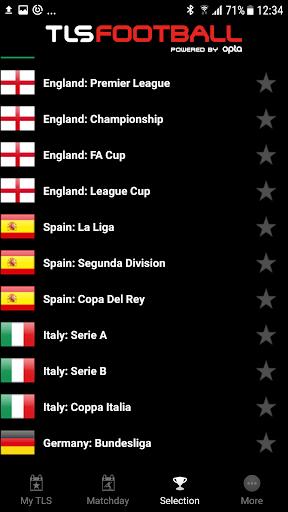 TLS Soccer -- Premier Live Opta Stats 2019/2020 2.15 screenshots 1