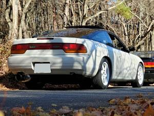180SX KRS13 CA18のカスタム事例画像 180SXと共に熱走さんの2020年11月23日20:00の投稿