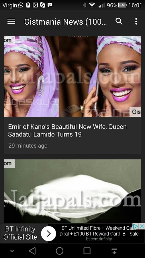 Nigeria News Naijapals.com- screenshot