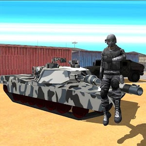 Modern Army Car Driving 2015 for PC and MAC
