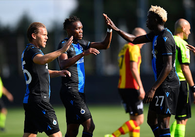 Malines atomisé, Coupe de Belgique bien préparée