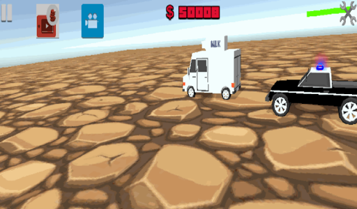 Police escape car 1.0 screenshots 2