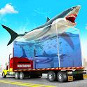 Sea Animals Transport Truck Driving Simulator icon