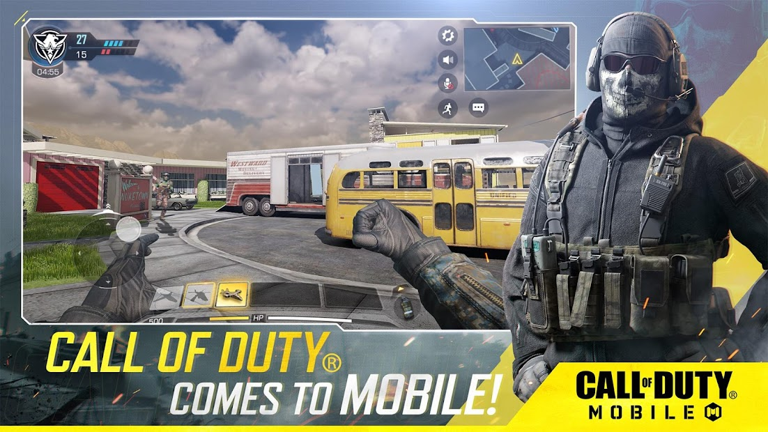 Call of Duty®: Mobile Android App Screenshot