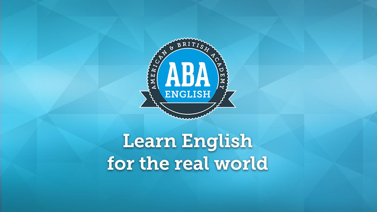 Screenshots of Learn English with ABA English for iPhone