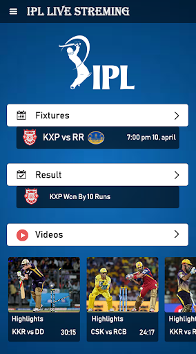 Live IPL TV 2018 for PC