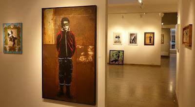 Photo: CityLeaks 2015; Ausstellung Galerie 30Works; ALIAS et al.