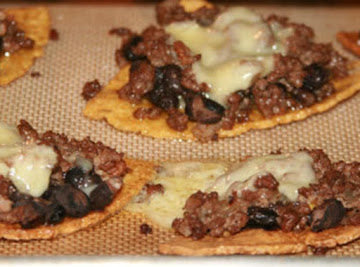 Meatless Nachos Recipe
