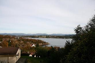 Photo: Utsikt frå Stølsvegen