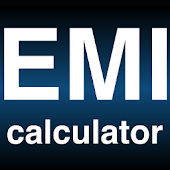 EMI Calculator Loan / Mortgage