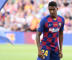 Un joueur sur le départ du Barça pourrait rester en Liga