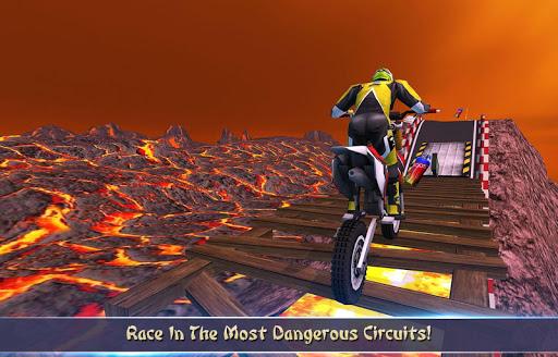Hill Bike Galaxy Trail World  screenshots 2