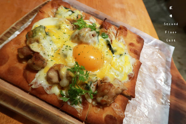 貳樓 仁愛店︱早午餐。義大利麵。燉飯。起司蛋糕 - 完整菜單