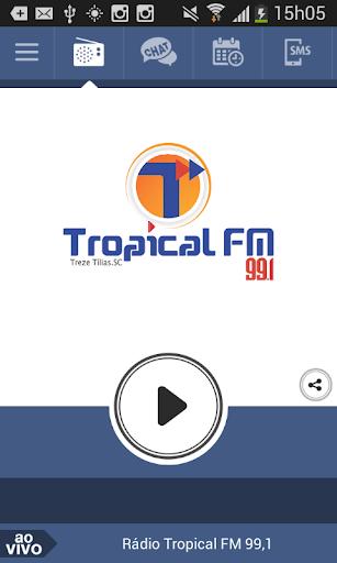Rádio Tropical FM 99 1