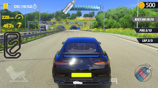 Car Racing Mercedes Benz Games 2020 1 Mod screenshots 2