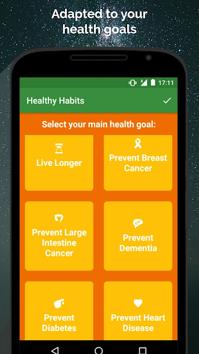 Healthy Habits - Improve Your Health & Live Longer  screenshots 4