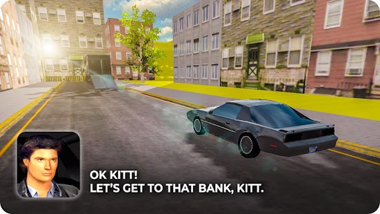The KITT Game : Official Screenshot
