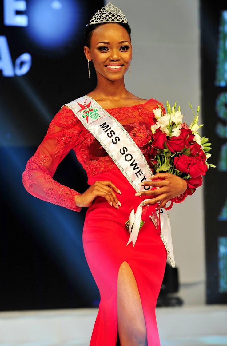 Teacher Busisiwe Mmotla Crowned Miss Soweto