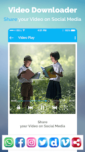 mp4 video downloader – free video downloader Apk  Download For Android 8