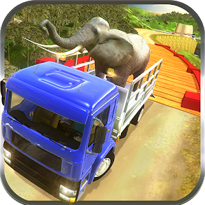 OffRoad Truck Animal Transport for PC and MAC