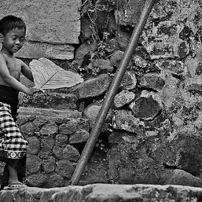 Beyond imagination by I Wayan Gunayasa - Babies & Children Children Candids
