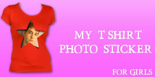My Photo T-shirt Maker : Woman