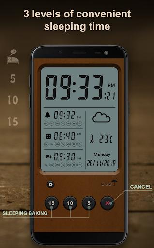 Alarm clock 6.4.3 screenshots 5