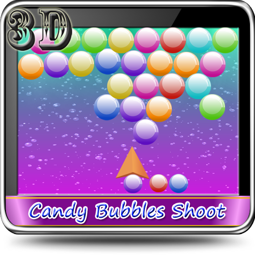 Candy Bubble Shoot 街機 App LOGO-硬是要APP