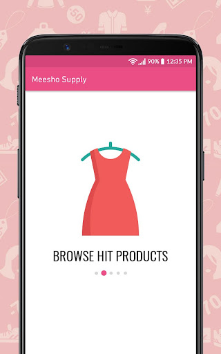 Meesho - Supply for Resellers. Share & Earn. 3.3 screenshots 3