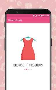 Meesho - Supply For Resellers- screenshot thumbnail
