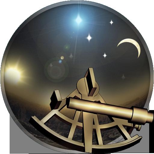 Celestial equator: planetarium