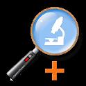 Magnifier & Microscope+ [Cozy] icon