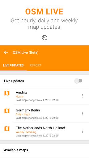 Maps & GPS Navigation OsmAnd+  screenshots 7