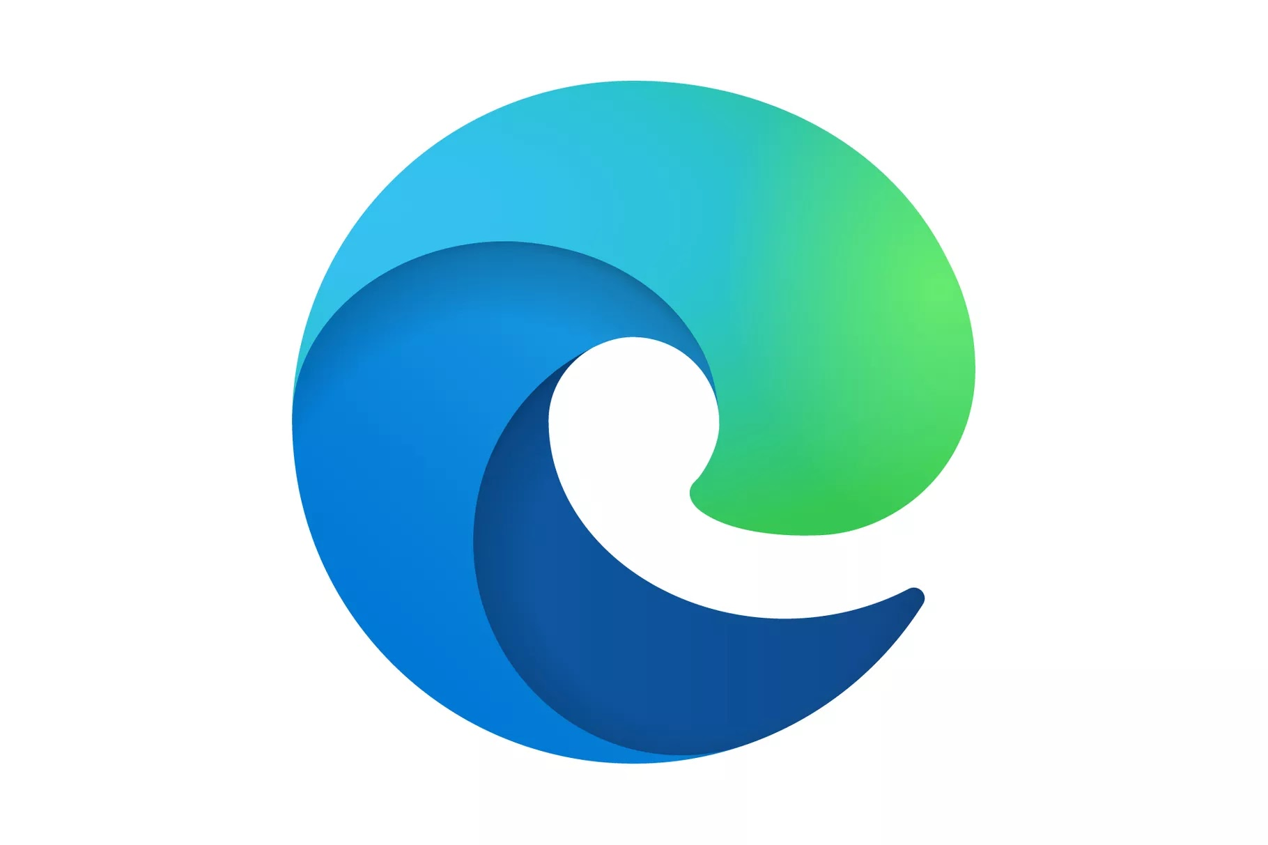 Chromium-based Edge browser new logo