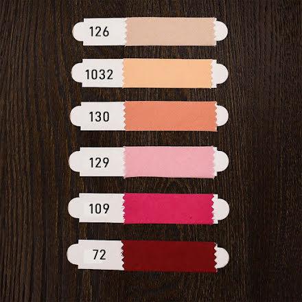 Snedslå - många färger