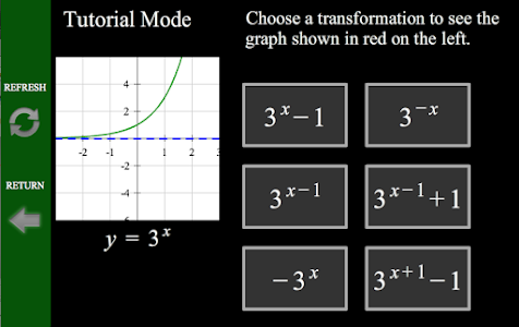 Logarithm/Exponential Tutor screenshot 5