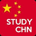 꾸매중 (꾸준하게 매일 빡세게 중국어): 무료 중국어 공부, 중국어 회화로 스피킹, 리스닝 icon